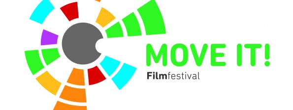 Move it! Filmfestival Logo