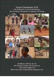 Kongo Kalender 2016