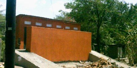 Komposttoiletten RWAYEC
